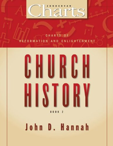 Charts of Reformation and Enlightenment Church History: Hannah, John D.