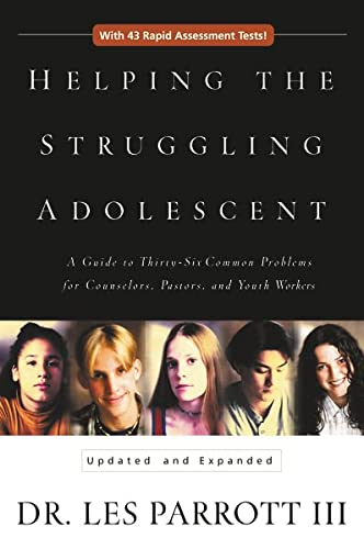 9780310234074: Helping the Struggling Adolescent : A Guide to Thirty-six Common Problems for Counselors, Pastors and Youth Workers