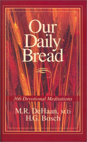 9780310234104: Our Daily Bread