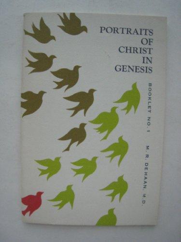 9780310234319: Portraits of Christ in Genesis