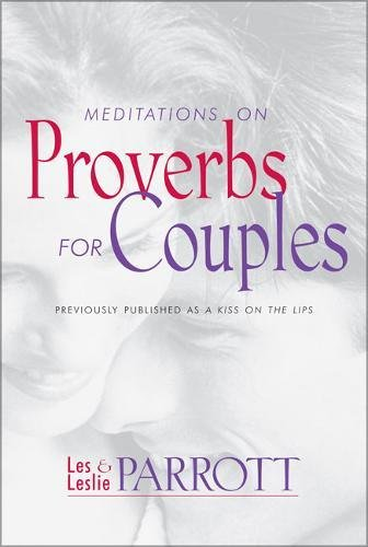 9780310234463: Meditations on Proverbs for Couples