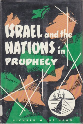 9780310235125: Israel and the Nations in Prophecy