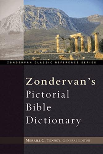 9780310235606: Zondervan's Pictorial Bible Dictionary