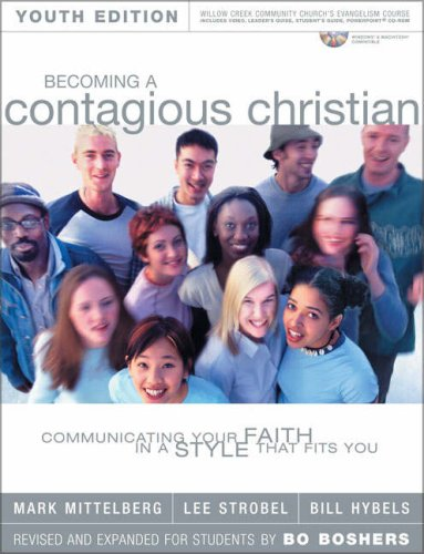 9780310237693: Becoming a Contagious Christian, Youth Edition Cd-Rom package