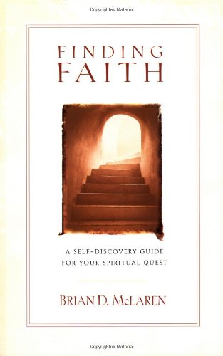 9780310238386: Finding Faith: A Self-Discovery Guide for Your Spiritual Quest
