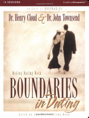 9780310238737: Boundaries in Dating: Making Dating Work