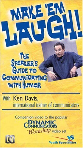 Make 'Em Laugh [VHS] (0310238803) by Davis, Ken