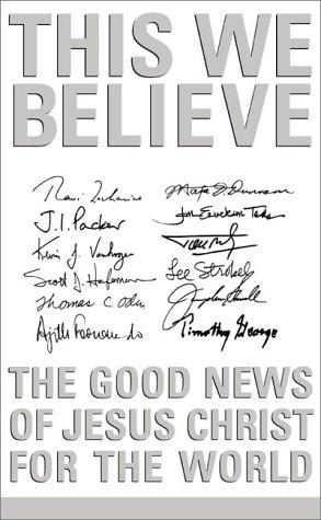 9780310239253: This We Believe