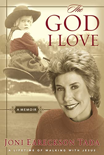 9780310240082: The God I Love: A Lifetime of Walking with Jesus