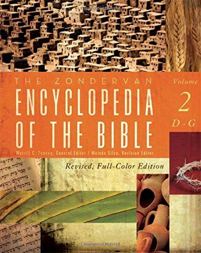 9780310241324: The Zondervan Encyclopedia of the Bible, Volume 2, D-G