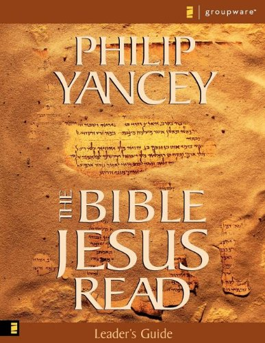 9780310241843: The Bible Jesus Read Leader's Guide: An 8-Session Exploration of the Old Testament