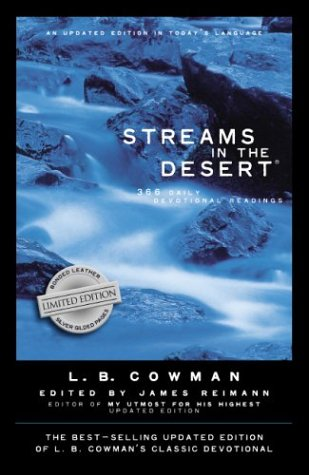 9780310242345: Streams in the Desert