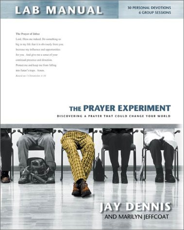 9780310242352: The Prayer Experiment Lab Manual