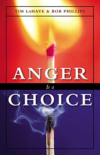 9780310242833: Anger Is a Choice