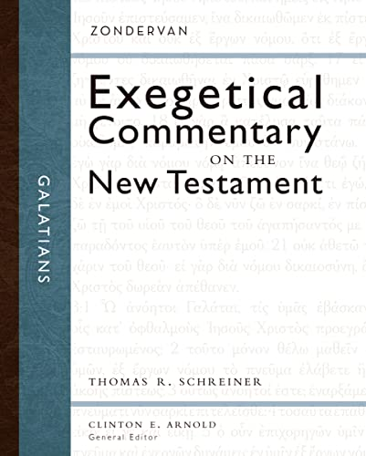 9780310243724: Galatians (Zondervan Exegetical Commentary on the New Testament)