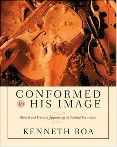 9780310244363: Conformed to His Image: Biblical and Practical Approaches to Spiritual Formation