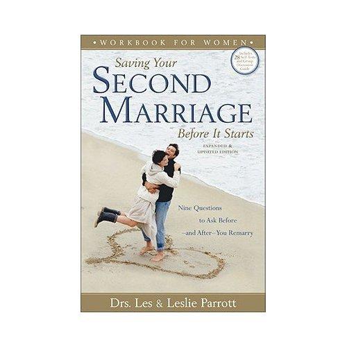 9780310244547: Saving Your Second Marriage Before It Starts: Nine Questions to Ask Before (and After) You Remarry