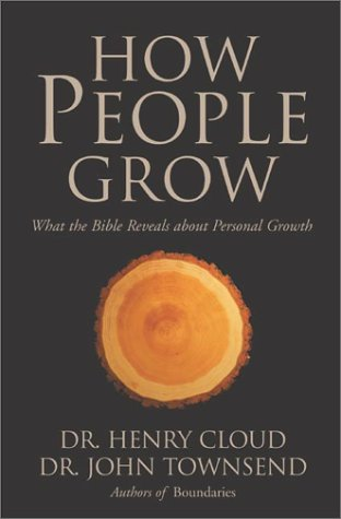 9780310244868: How People Grow: What the Bible Reveals about Personal Growth