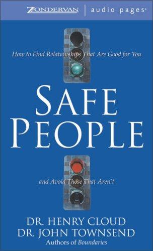 9780310245605: Safe People