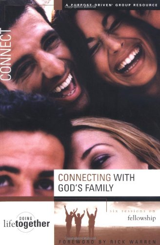 9780310246732: Connecting with God's Family