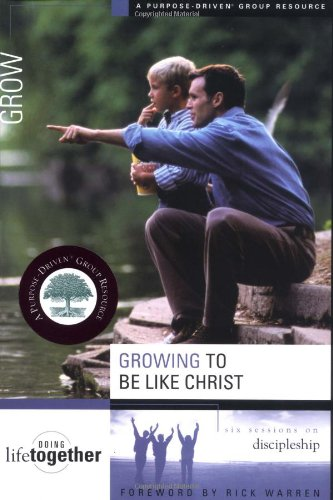 Growing to Be Like Christ: Brett Eastman, Dee