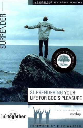 Surrendering Your Life for God's Pleasure: Brett Eastman, Dee