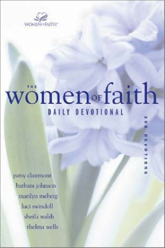9780310246879: The Women of Faith Daily Devotional: 366 Devotions