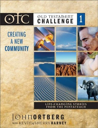 9780310248910: Old Testament Challenge Volume 1: Creating a New Community: Life-Changing Stories from the Pentateuch