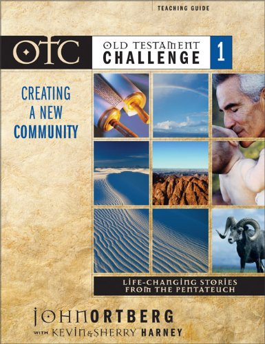 9780310248927: Old Testament Challenge Volume 1: Creating a New Community Teaching Guide
