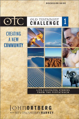 9780310248934: Old Testament Challenge: Creating a New Community (v. 1) -- Discussion Guide