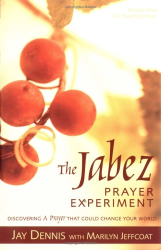 9780310249993: Jabez Prayer Experiment, The