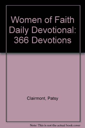 9780310250203: Women of Faith Daily Devotional: 366 Devotions