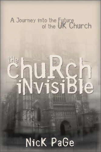 9780310250296: The Church Invisible: A Journey into the Future of the UK Church