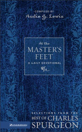 9780310251965: At the Master's Feet: A Daily Devotional (Discovery Devotional)