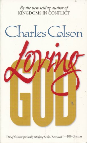 9780310252863: Loving God: Man in the Mirror