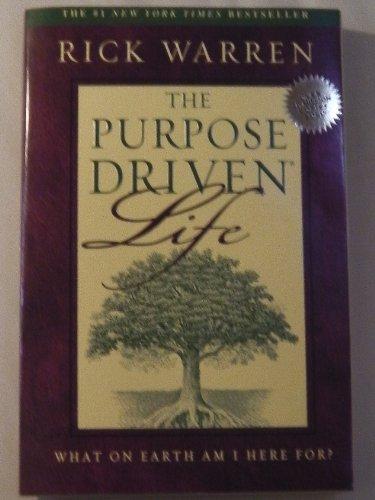 The Purpose Driven Life: Rick Warren