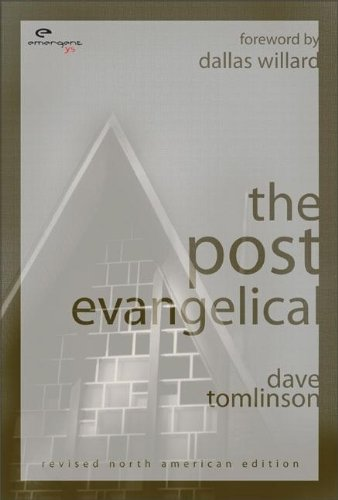9780310253853: The Post-Evangelical (Emergent YS)