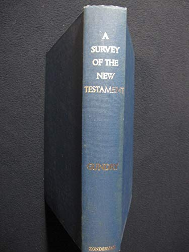 9780310254102: A Survey of the New Testament