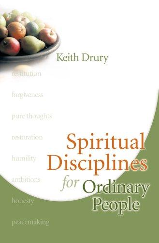 9780310254614: Spiritual Disciplines for Ordinary People
