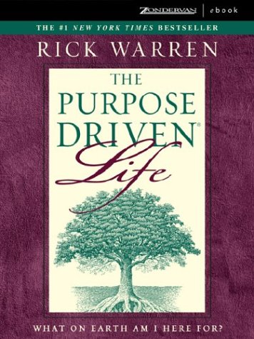 The Purpose Driven Life - What On Earth Am I Here For? (9780310254843) by Rick Warren