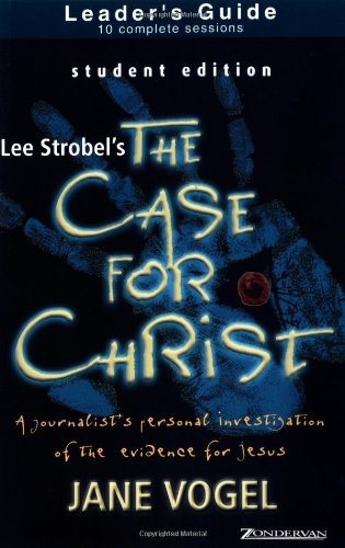 9780310254904: The Case for Christ/The Case for Faith--Student Edition Leader's Guide