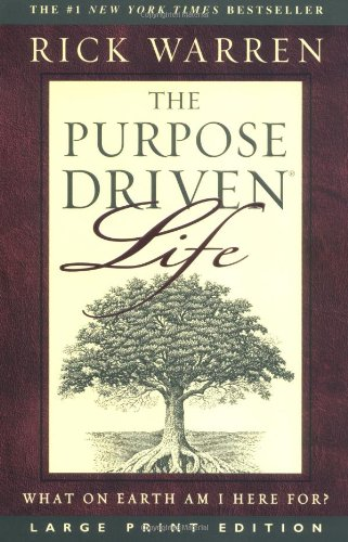 9780310255253: The Purpose Driven Life: What on Earth Am I Here For?
