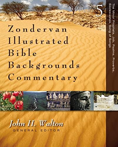 The Minor Prophets, Job, Psalms, Proverbs, Ecclesiastes,: Hilber, John; Longman