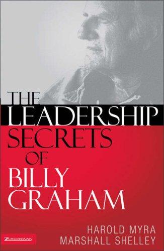 9780310255789: The Leadership Secrets of Billy Graham