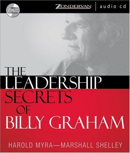 9780310255796: The Leadership Secrets of Billy Graham