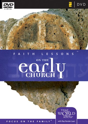 9780310257158: Faith Lessons on the Early Church, Vol. 5
