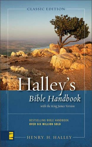 Halley's Bible Handbook: An Abbreviated Bible Commentary (Bible Handbook Series) (0310257204) by Halley, Henry H.