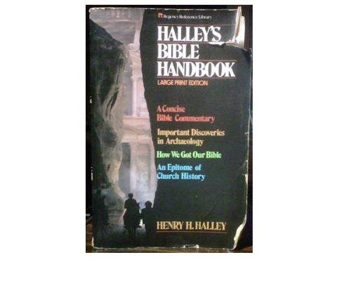 9780310257271: Halley's Bible Handbook