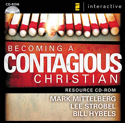 9780310257899: Becoming a Contagious Christian: Communicating Your Faith in a Style That Fits You