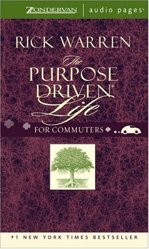 9780310258964: Purpose Driven Life- for Commuters: What on Earth Am I Here For?